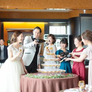 【日曜BIGフェア】結婚式TODOが分かる★美食×ドレス試着