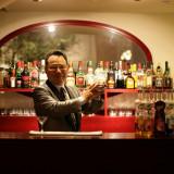 披露宴演出、銀座の名店洋酒博物館からバーテンダー