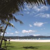 ゆったりとした時間の中で、沖縄の自然を感じることができる