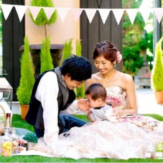 【ママ花嫁大絶賛】嬉しい仕掛け満載パパママウェディング相談会