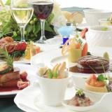 厳選された食材で彩るお料理の数々
