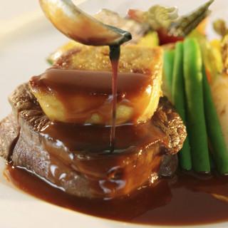 ◆料理満足度No.1◆【渾身の一皿】牛フィレ&フォアグラ無料試食フェア
