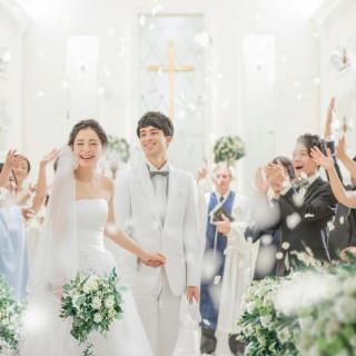 【水曜日限定】花嫁体験フェア×純白チャペル模擬挙式×豪華試食