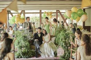 おふたりらしいパーティーを|ザ ソウドウ 東山京都(THE SODOH HIGASHIYAMA KYOTO)の写真(1357794)
