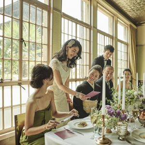【家族婚】少人数プラン適用 会食会&少人数限定フェア