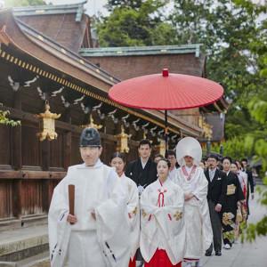 世界遺産として名高い神社仏閣で叶う厳かな挙式|ザ ソウドウ 東山京都(THE SODOH HIGASHIYAMA KYOTO)の写真(5815263)