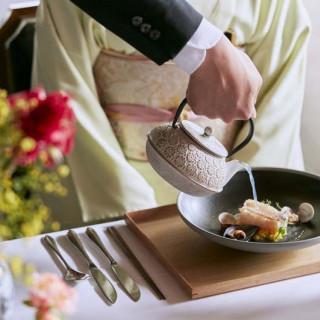 ◆2万円相当◆お箸で味わうフルコース試食(無料)