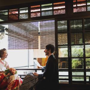 お二人の晴れの日を演出する撮影スポットが沢山あります。ゲストもインスタ映えを意識してしまうかも♪