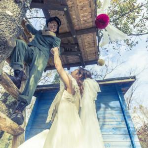 結婚式…自分たちらしく