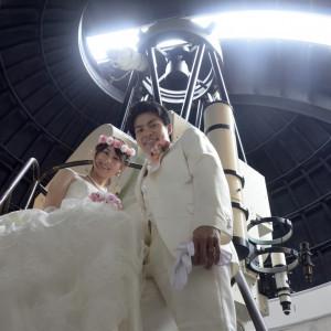 お2人だけの星降る森での結婚式「ステラ・ウェディング」