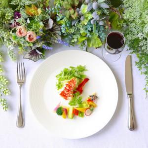 【お料理重視のお2人へ】シェフのスペシャリテご試食フェア