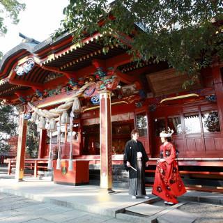 冠稲荷神社 宮の森迎賓館 ティアラグリーンパレス