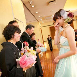 感謝の気持ち伝える家族Weddingフェア