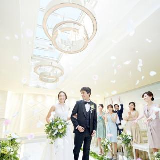 【2021年5月までの結婚式をご検討の方限定特典!】60万円相当のBIG特典⭐︎