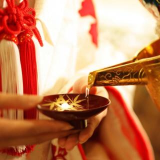 【比治山神社で挙式後の披露宴をお考えの方】お得な和婚フェア♪