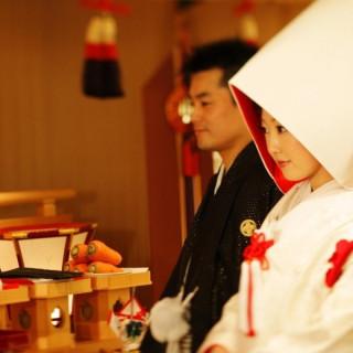 ◆最大40万円の和婚特典◆憧れの本格的な神前式&感動体験