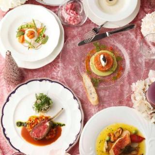 日本最大級グランプリ受賞料理人による フルコース試食フェア