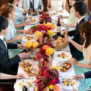 【少人数シンプル婚】2名~OK!家族で挙式&会食フェア