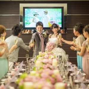 【◆少人数の方はコチラ◆】家族婚&レストランW相談会