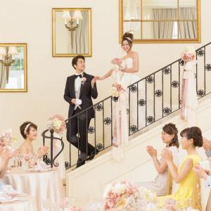 【お姫様必見☆】シンデレラ階段×感動挙式プリンセスWフェア