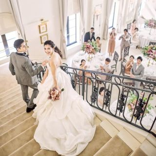【1組限定】初めても◎ドレス試着付き花嫁体験×模擬挙式×試食