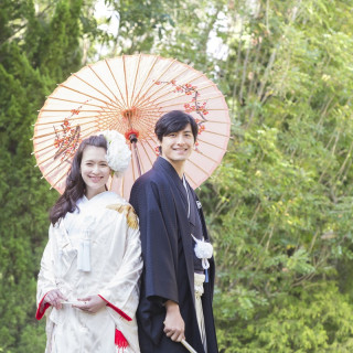 和装&ドレス【世界遺産】神前式が叶う★和婚ウェディング相談会