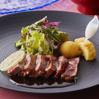 【1月BIG*料理重視◎】和牛オマールの豪華試食×2つの貸切り邸宅体感