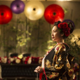 【慶翔】会場のイメージに合わせた和装も豊富な品揃え。