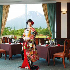 雄大な富士山麓の地でゆったり静かな時間を。和婚相談会
