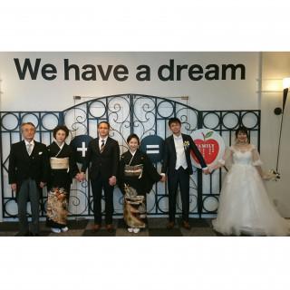両家いずれかのご両親がおゝ乃で結婚式を挙げた〈二世代結婚式〉の方限定【衣裳4点・挙式料プレゼント!】