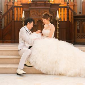 【パパママ婚♥】お子様と一緒にブライダルフェアへ!