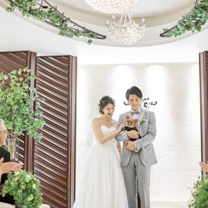 小さな結婚式 横浜店の写真(3450971)