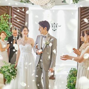 ・|小さな結婚式 横浜店の写真(7176563)