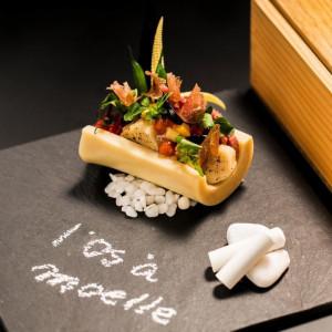 【お料理重視派に】15000円相当の美食会×四季を感じる庭園体験