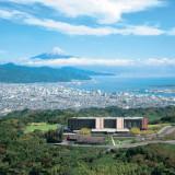 360度自然に囲まれた日本平ホテル