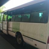静岡市内のバスの送迎プレゼント!