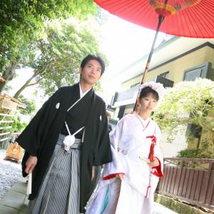 【久能山東照宮】 参進の儀 石段を上り本殿に向かいます|日本平ホテルの写真(305835)