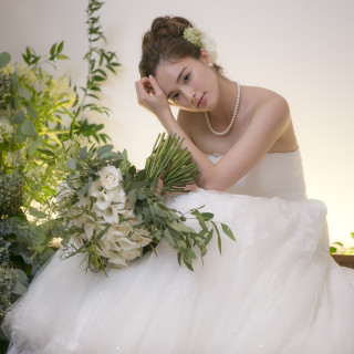平日だからゆったり花嫁体験【新作ドレス見学&試着】プラン・見積もり相談