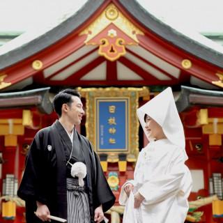 ◇神社式×レストラン◇ 和婚ウェディング無料試食付フェア