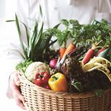 厳選された食材を使用。出身地の特産品をメニューに組み込むことも可能です♪シェフとお打ち合わせを!