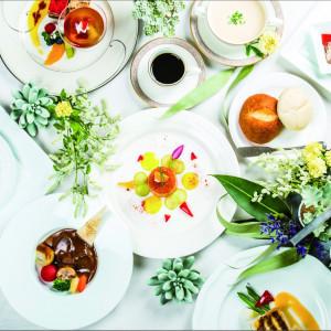 【LIVEキッチン&豪華フレンチコース】ごちそう結婚式☆料理試食フェア