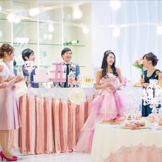 【1件目の見学は嬉しい特典つき♪】結婚式の魅力体験フェア!