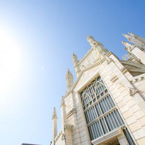 アビー・ラ・トゥール教会(ウエディングセントラルパーク)