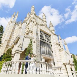 アビー・ラ・トゥール教会(ウエディングセントラルパーク)の写真(3392107)