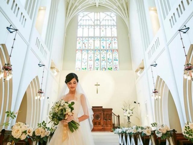 「見学してよかった!」広さ・高さ県内最大級の大聖堂見学が人気!