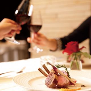 ホテル国際21 人気のレストランランチorディナーをプレゼント!
