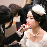 お肌の色、目の形、なりたいスタイル…新婦様のベストな形でヘアメイクをさせていただきます♪