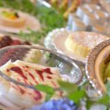 旬のフルーツやパティシエ手作りのデザートブッフェはオススメです。