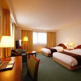 客室スーペリアツイン:観光・ビジネス、様々なシーンにおいてお過ごし頂けます。