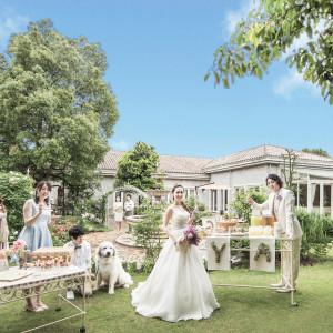 ~MY HOUSE WEDDING~ アンソレイエ